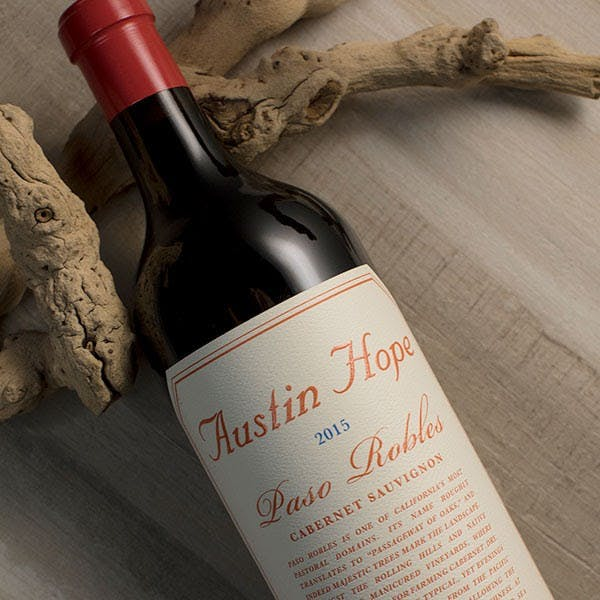 What's New at Rootstock: Austin Hope, a 97-Point Cabernet Sauvignon