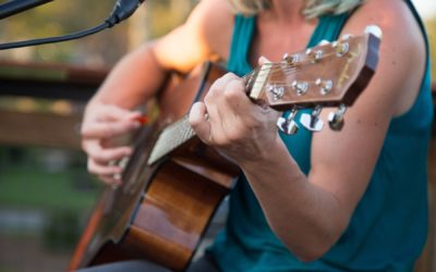 Downtown Woodstock's Thriving Music Scene