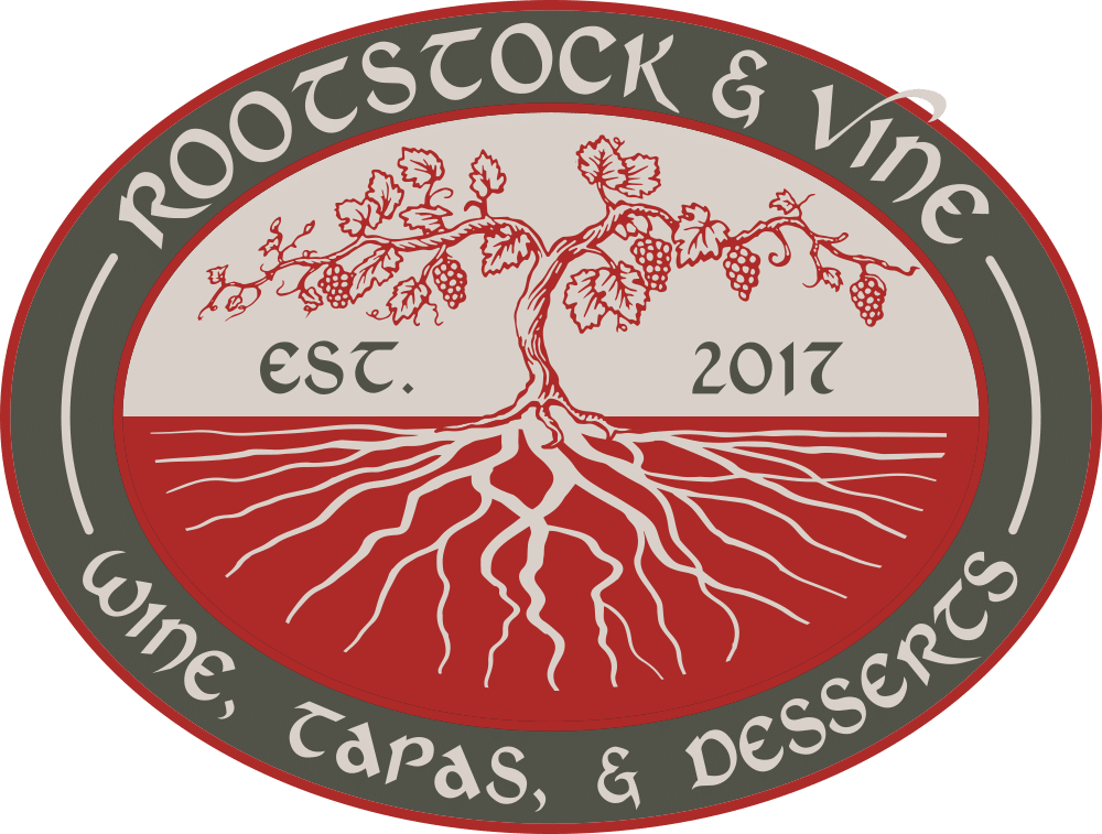 Rootstock and Vine Logo