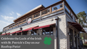 St. Patrick's Day at Rootstock and Vine