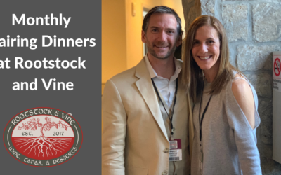 Show Your Taste Buds Some Love with Rootstock's Unique Pairing Dinners