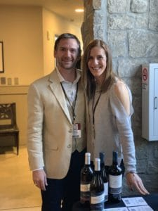 Anna of Rootstock and Vine with Bayard Crawley