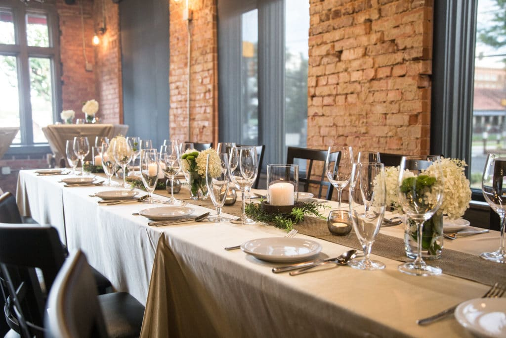 Host your special events at Rootstock & Vine