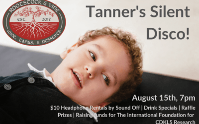 Rootstock and Vine Grooves for a Cause with Tanner's Silent Disco