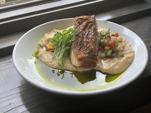 New entrees at Rootstock & Vine