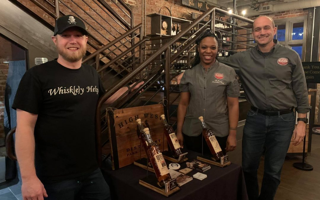 Downtown Woodstock's Best Place to Fall in Love with Wine (And Whiskey!)
