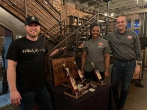 Staff of Rootstock and Vine